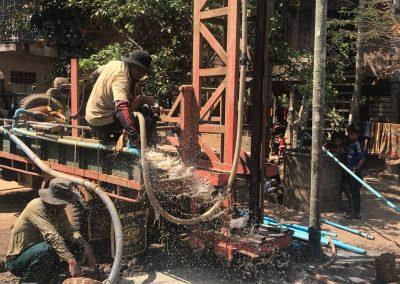 RAR Cambodia Pumps Installation (1)