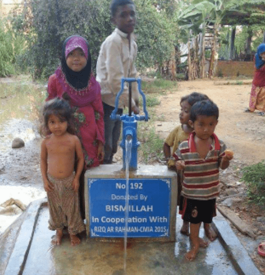 water pump 63