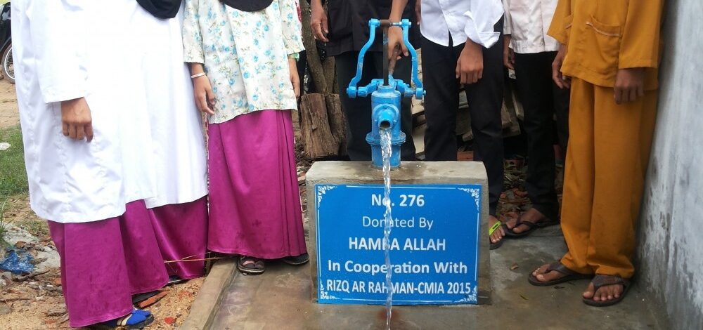 water pump 47