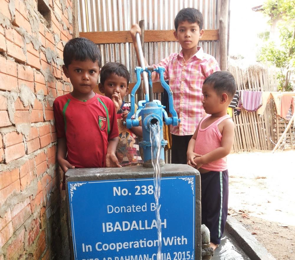water pump 50