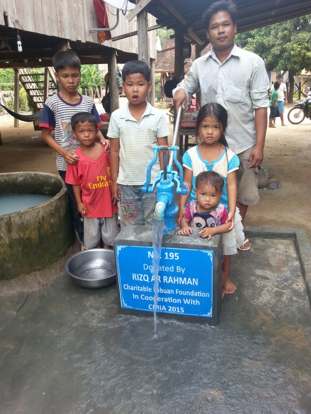 water pump 61