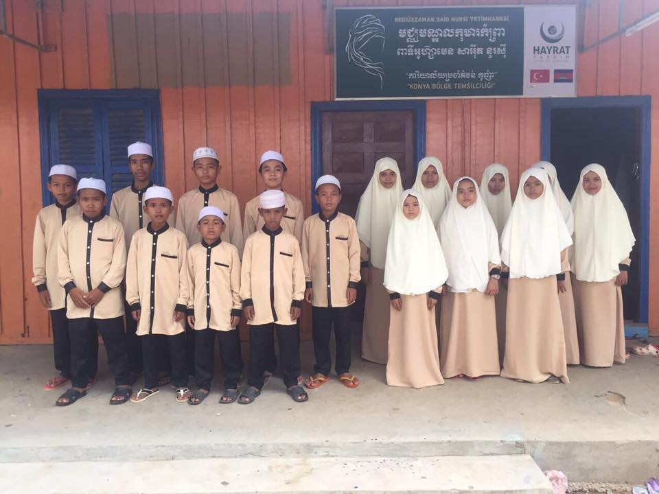 Cambodian Orphans