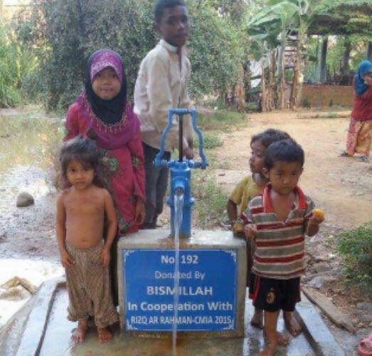 Water Pumps Project Relaunched
