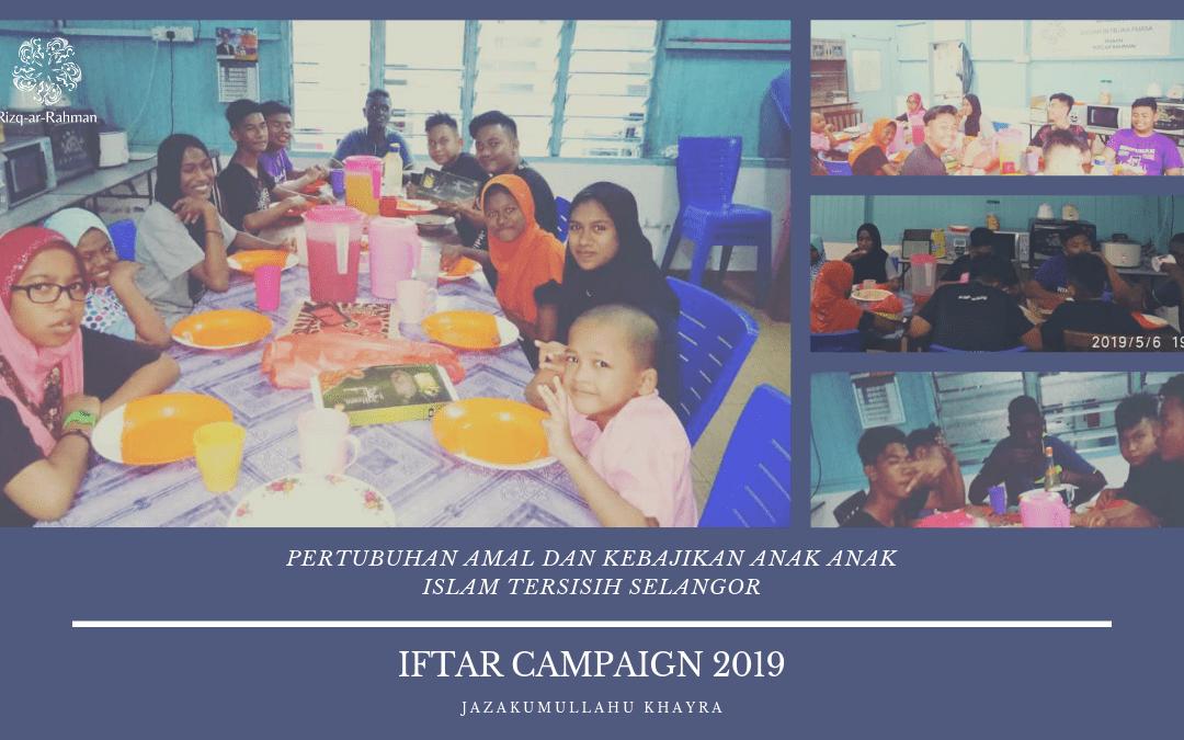 Iftar 2019 Campaign kicks off!