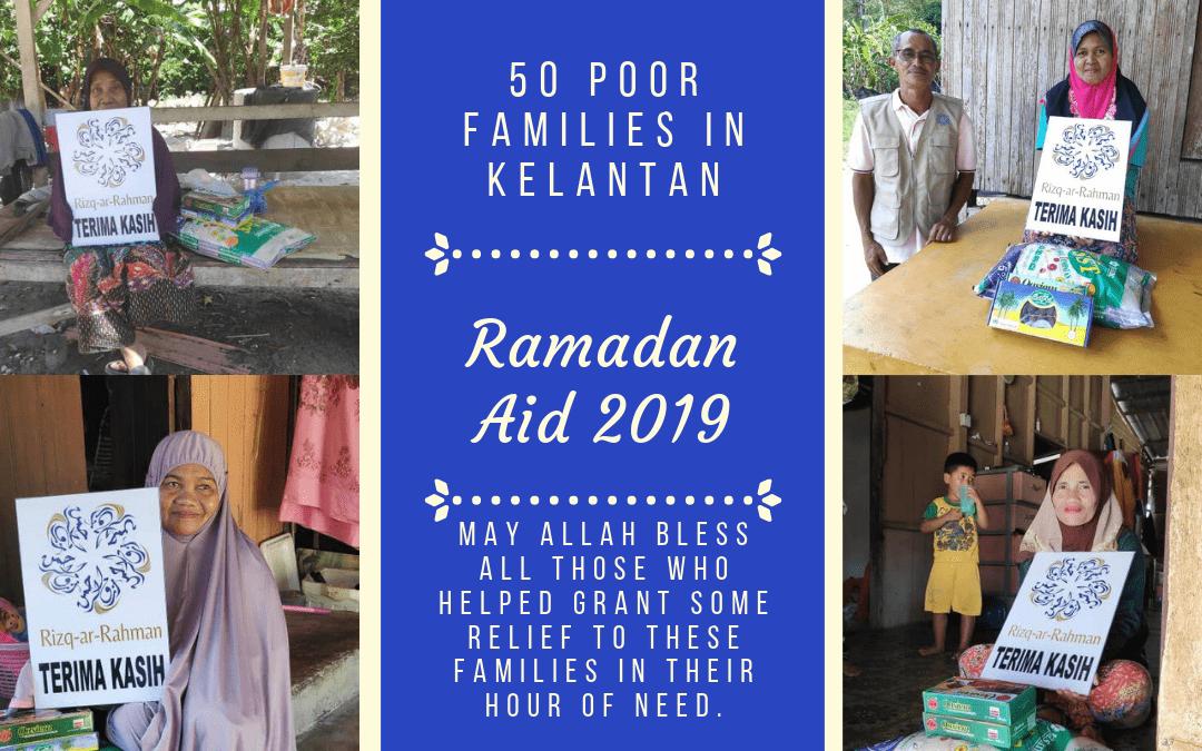 Ramadan Aid – Kelantan Poor