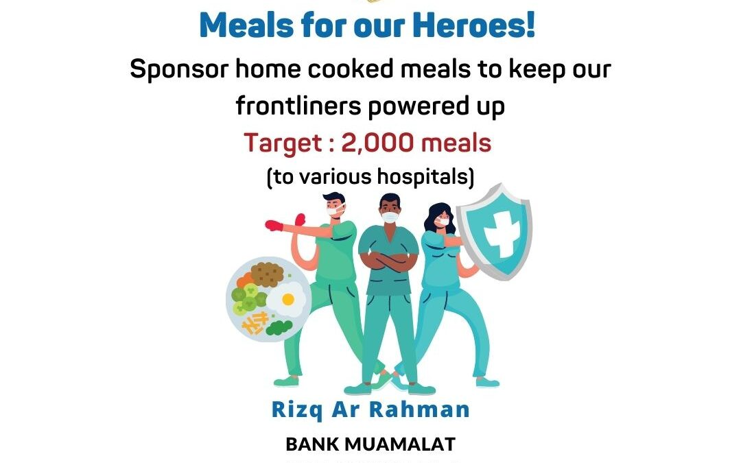 Meals for our Heroes!